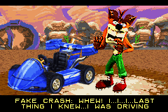 Crash Nitro Kart - and you should get this  - User Screenshot